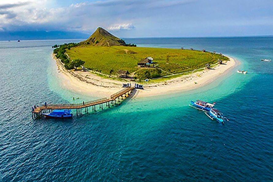 Diskon 9.99% Paket Tour Ke Kenawa Island