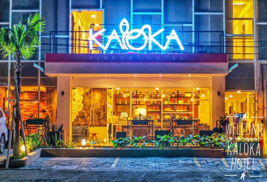 Kaloka Airport Hotel Facade